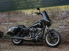 harley davidson dyna switchback with cafe fairing from glide pro this will be mine bikes
