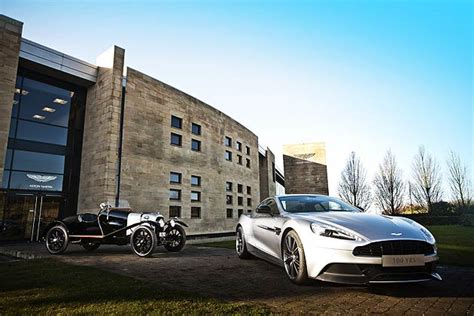 Crafted To Perfection  The Home Of Aston Martin