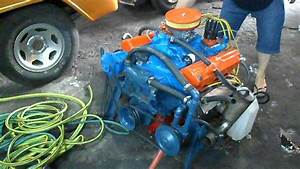 Chrysler Marine 318 Small Block Engine