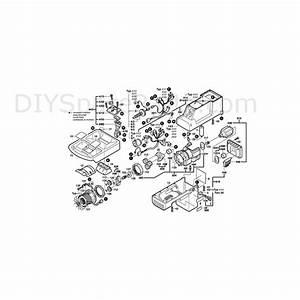 Bosch Axt 2200 Hp Quiet Shredders  0600852042  Parts Diagram  Page 1