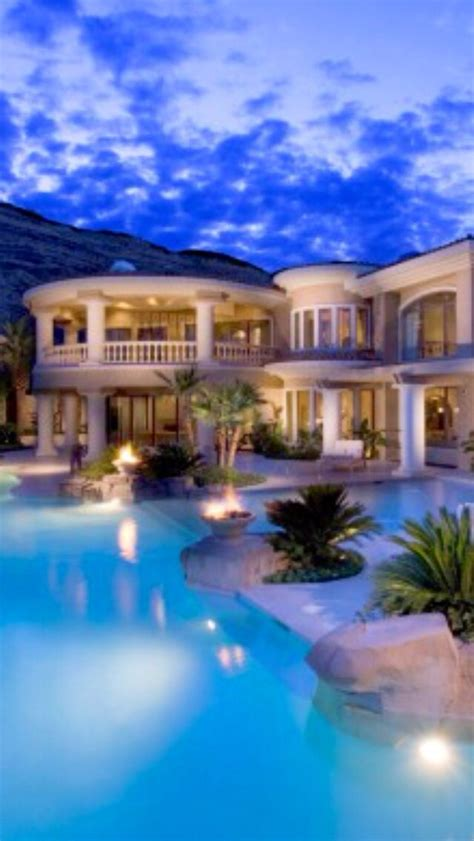 luxury homes  pools mansions luxury fancy houses mansions
