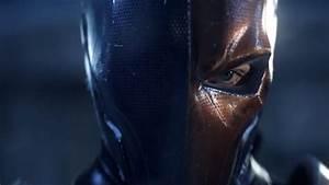 Deathstroke confirmed as playable character in Batman ...