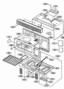 Kenmore Microwave Hood Combo Installation Parts