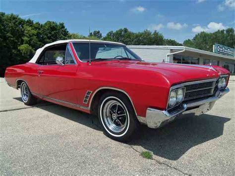 1966 Buick Skylark Convertible For Sale by 1966 Buick Skylark For Sale On Classiccars 8 Available