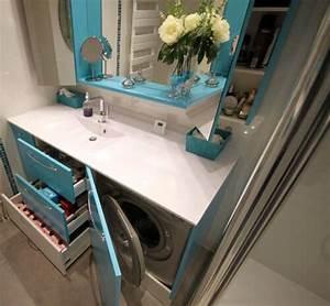 vasque salle de bain machine a laver salle de bain With machine a laver sous vasque salle de bain