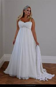 plus size beach wedding dresses 2016 2017 b2b fashion With beach style wedding dresses plus size