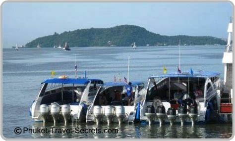 Fast Boat Phuket To Phi Phi by Speed Boats To Ko Phi Phi Day Trips And Tours Ko Phi Phi