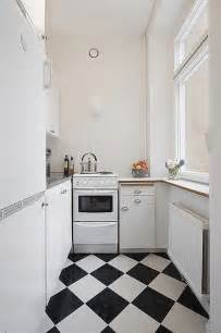 Small Kitchen Interiors Clean White Small Apartment Interior Design With Minimalism In Mind Digsdigs