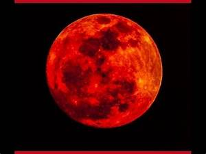 Four Blood Red Moons Prophetic Events by Vision for ...