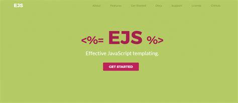 ejs template top 5 best javascript template engines jqueryhouse