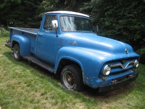 1955 ford ford f250 bed ford trucks for sale trucks trucks vintage