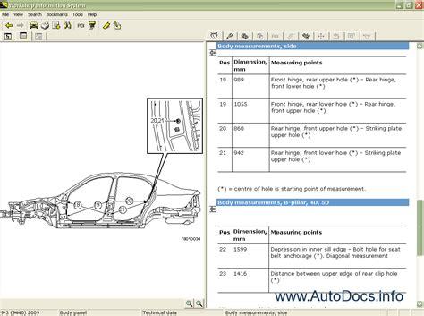 online car repair manuals free 2008 saab 42072 navigation system saab wis repair manual order download