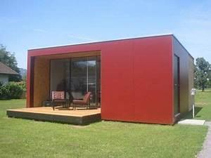 Kleines Fertighaus Bis 50000 : mikrohaus sterreich modulhaus ab 28 qm wohnfl che mit dachterrasse zu kaufen ab ca 36 ~ Sanjose-hotels-ca.com Haus und Dekorationen