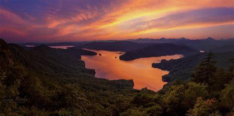 Lake Jocassee Photograph By Taylor Franta
