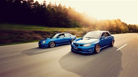 Subaru Impreza Wallpapers