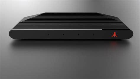 New Console the look at the ataribox atari s new console