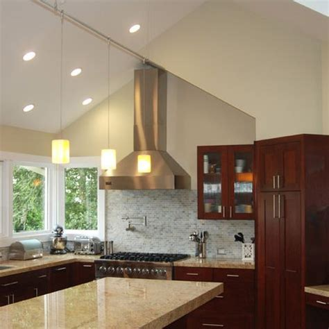 lighting for kitchens ceilings 16 best images about corner sink with windows on 7040