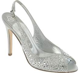 silver bridal shoes look wedding shoes - Silver Shoes For Wedding