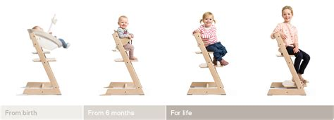stokke tripp trapp wooden highchair review