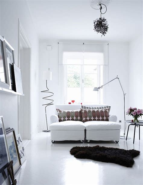 White Interiors by 25 Heavenly White Interior Designs Godfather Style