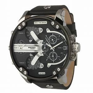 Montre Homme Diesel 2016 : diesel montre bracelet homme dz7313 chronographe quartz analogique noir noir tendance ~ Maxctalentgroup.com Avis de Voitures