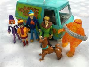 Scooby Doo Ghost Toys