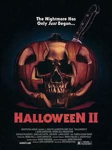 Halloween 2 horror movie poster Slasher   Killer Movie ...