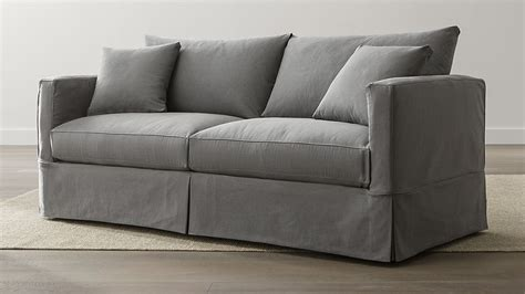 Willow Loveseat by Willow Sleeper Sofa With Air Mattress Crate And Barrel
