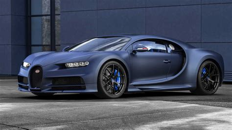 """Maybe, but forget about that in top speed mode. Bugatti Chiron Sport """"110 Ans Bugatti"""" Limited To 20 Units ..."""