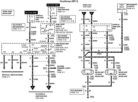 96 Ford E 350 Wiring Diagram by I Am Looking For The Electrical Diagram For A 2000 Ford E