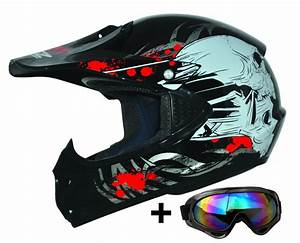 Motocross Helm Brille : kids pro kinder motocross helm enduro brille ~ Jslefanu.com Haus und Dekorationen
