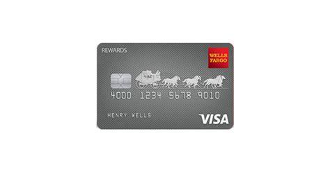 wells fargo rewards card review bestcardscom
