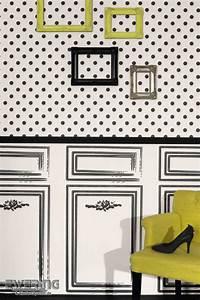 Tapeten Für Mädchenzimmer : femininer schick f r ein modernes m dchenzimmer naf naf von a s creation ewering blog ~ Sanjose-hotels-ca.com Haus und Dekorationen