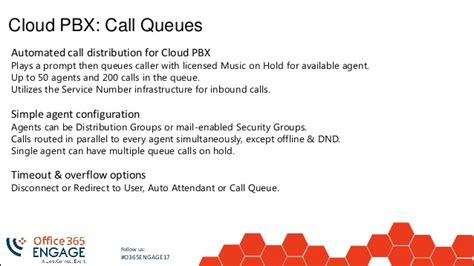 Office 365 Portal Timeout by O365engage17 Skype For Business Cloud Pbx In The Real World