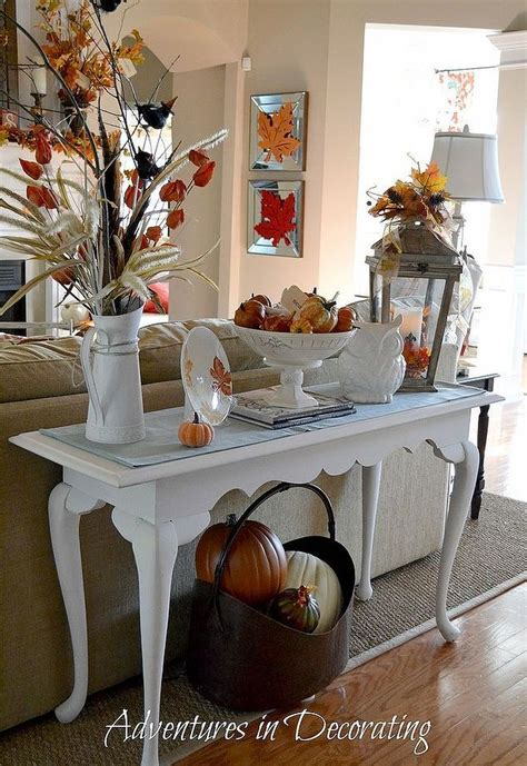 decorate my living room a simple and free fall vignette vignettes display and 6481