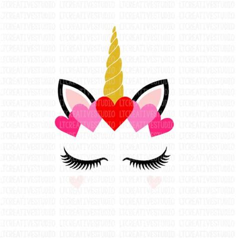 Please, feel free to share these vector images with your friends. Valentine Unicorn SVG Unicorn Head SVG Unicorn Clipart