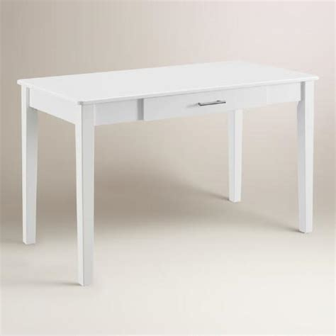 world market white desk white langham desk world market