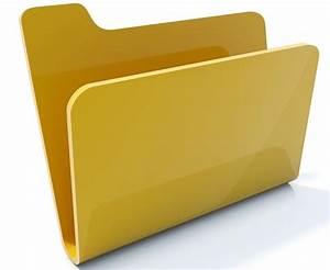Yellow Folders - ClipArt Best