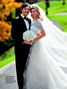 ivanka trump jared kushner celebrity dress inspiration With ivanka trump wedding dress