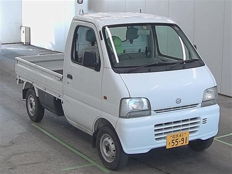 1999 Turbo Efi 4wd Suzuki Carry 6945km