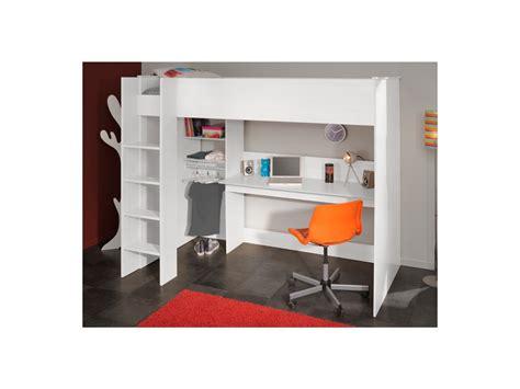 lit et bureau ado chambre ado fille avec lit mezzanine chambre ado fille