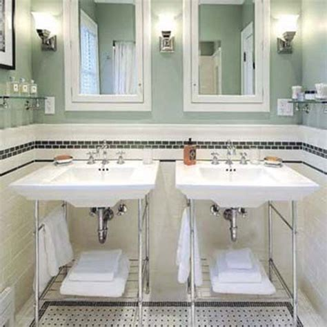 vintage style bathroom sinks 35 vintage black and white bathroom tile ideas and pictures