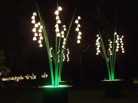 nature lights  christmas  kew gardens londonist