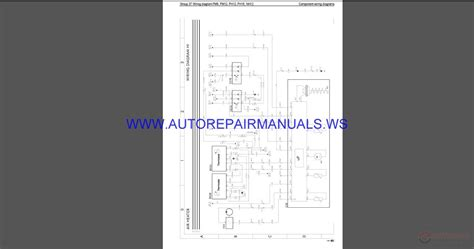 volvo trucks fh12 wiring diagram wd service manual auto repair manual forum heavy