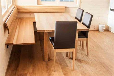 eckbank selbst gebaut holz kitchen benches interior