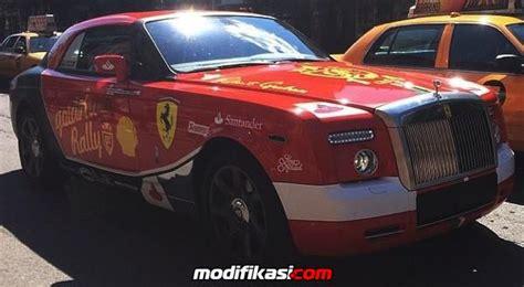Modifikasi Rolls Royce Phantom by Modifikasi Rolls Royce Phantom Ini Ngebet Jadi