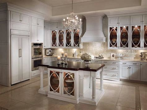 kitchen cabinets with glass on top acrylic vs laminate what 39 s the best finish for kitchen