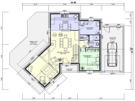 plan plain pied 4 chambres construction maison neuve hibiscus lamotte maisons