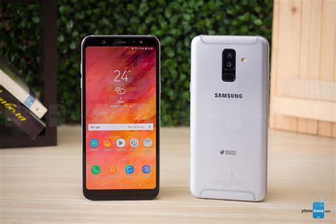 samsung a6 samsung galaxy a6 2018 review phonearena