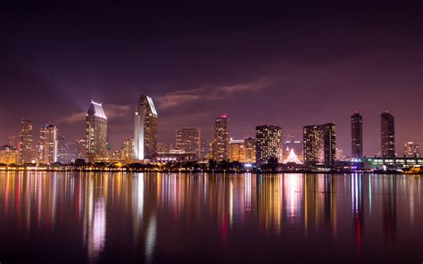 san diego skyline wallpapers hd wallpapers id